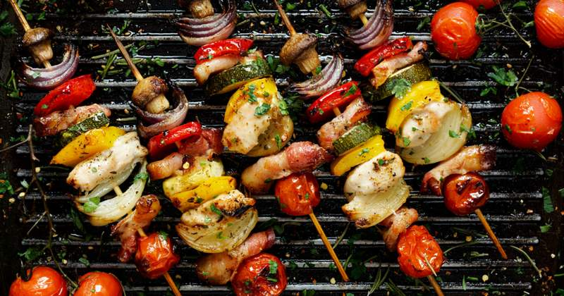 Time to Fire Up the Grill for National BBQ Month