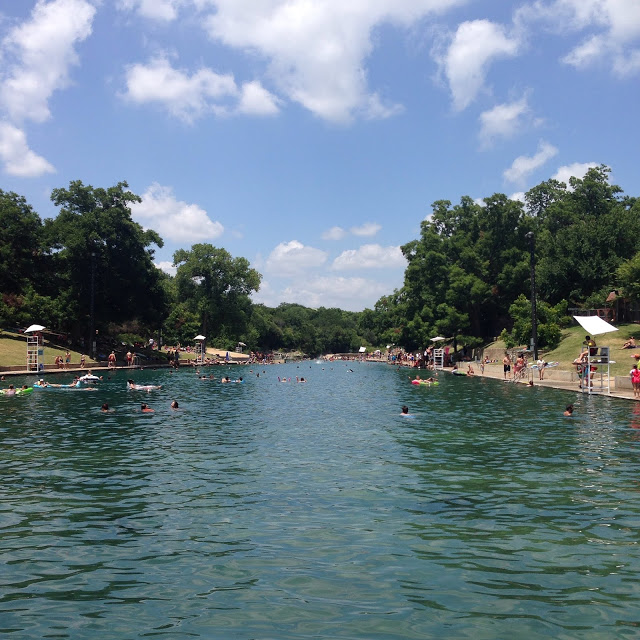 Best Swimming Holes in Texas!