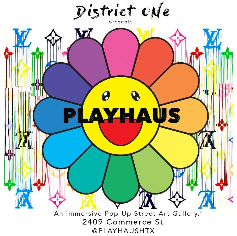 Pose at Playhaus HTX