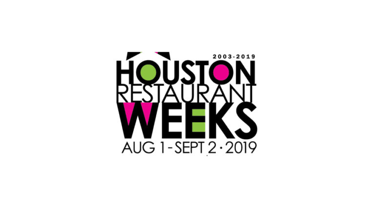 Houston Restaurant Weeks 2019