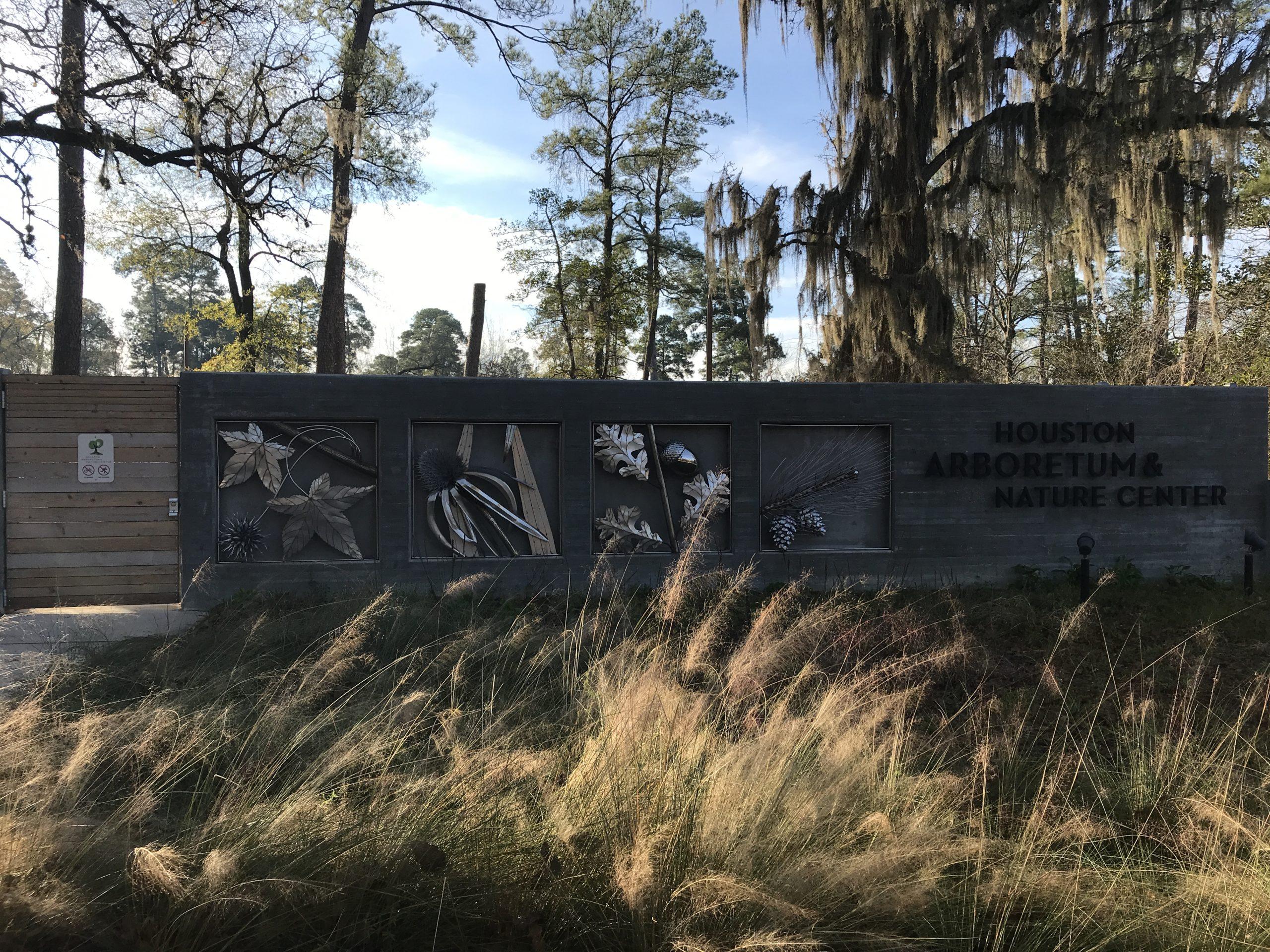 The Houston Arboretum Trails