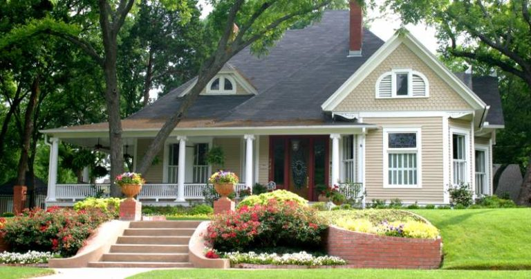 Curb appeal that adds value to your home